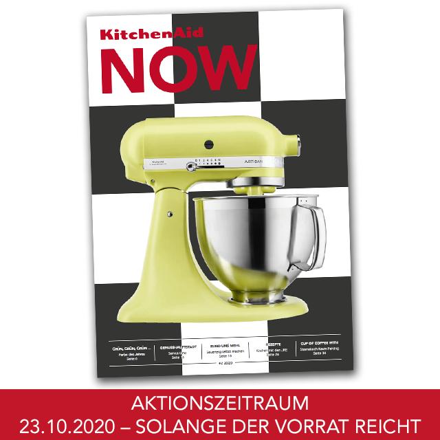 GRATIS KitchenAid – Magazin NOW
